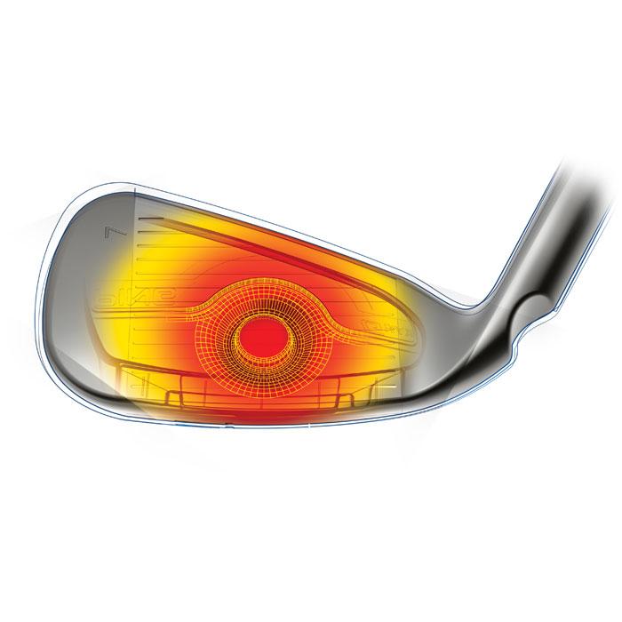 thumbnail of G Max Iron COR-Eye Technology Illustration