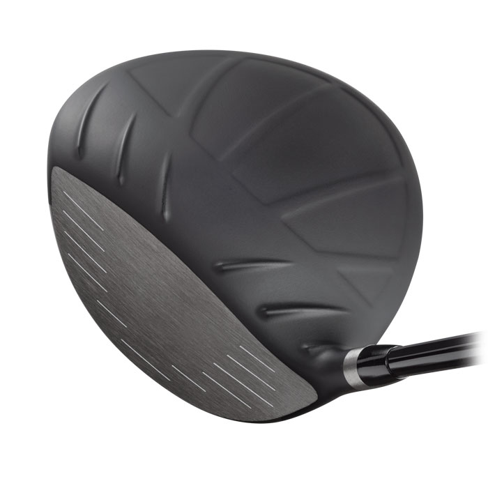 thumbnail of Crown and Face view of G812 driver