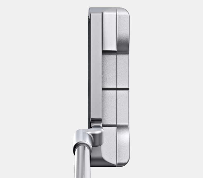 address view of sigma 2 anser platinum putter