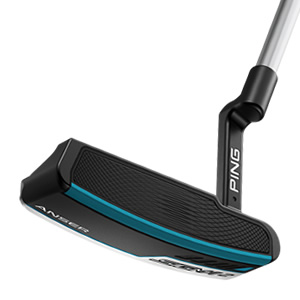 face view of Sigma 2 Anser Stealth putter