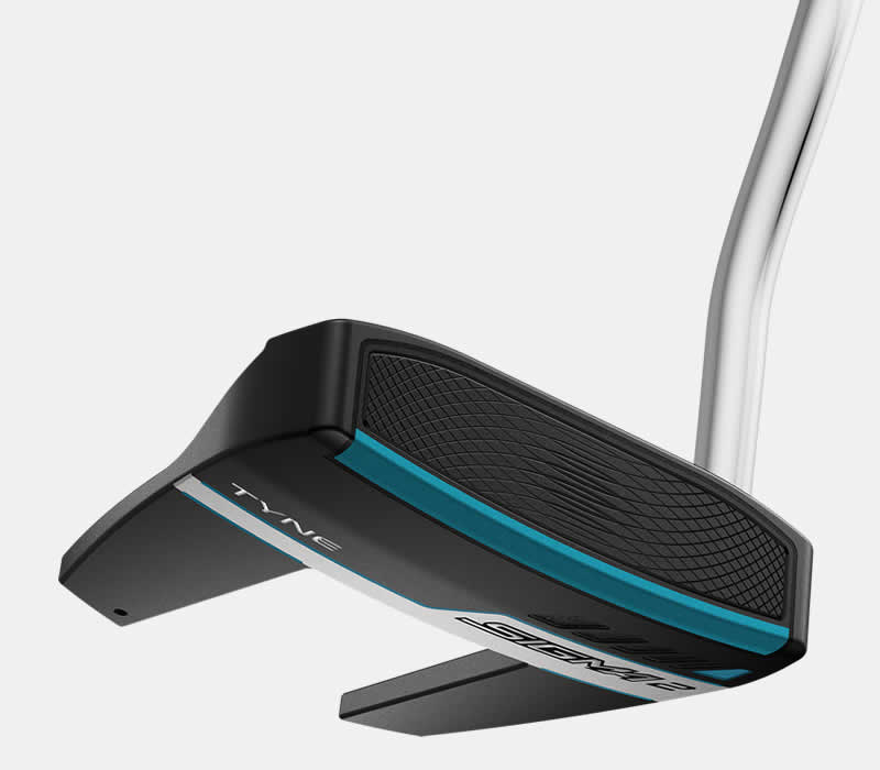 face view of sigma 2 tyne stealth putter