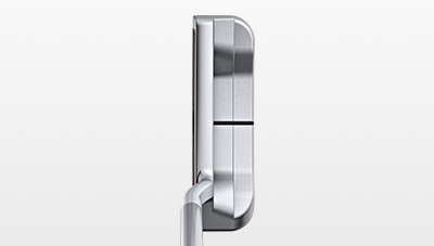 address view of Sigma 2 ZB 2 Platinum putter