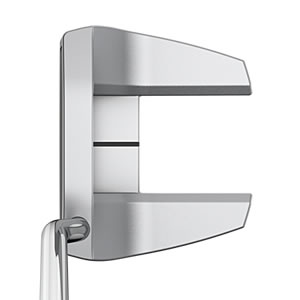 address view of Sigma G Tyne Platinum putter