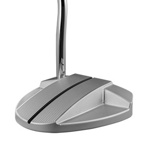 Cavity view of Vault Bergen Platinum putter