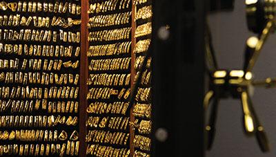 PING Gold Putter Vault