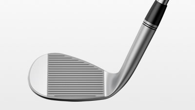 Face view of Glide Forged Pro wedge