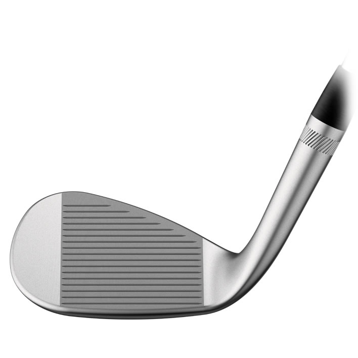 thumbnail of face view of Glide Forged wedge