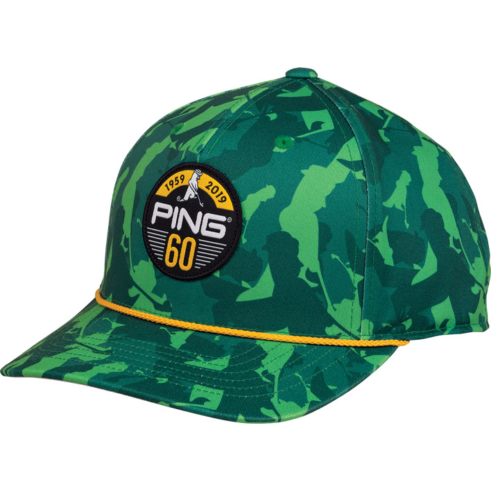 9030eaa1af042 PING - Tour 60th Snapback
