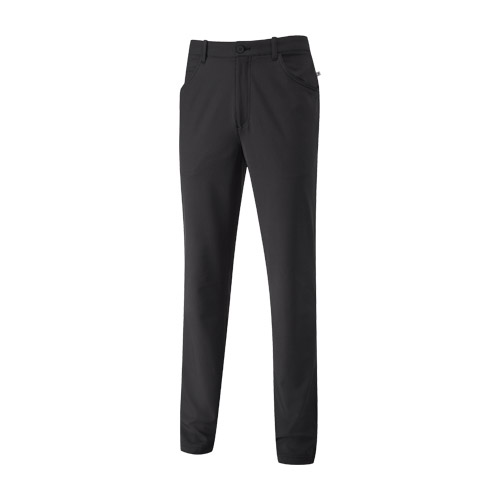 Front image of Players Pant Black