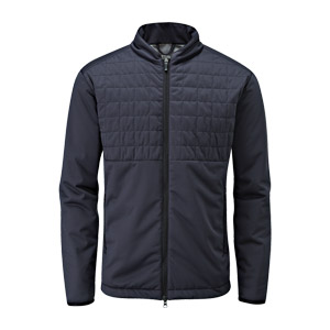 Front Image of Norse Jacket Black