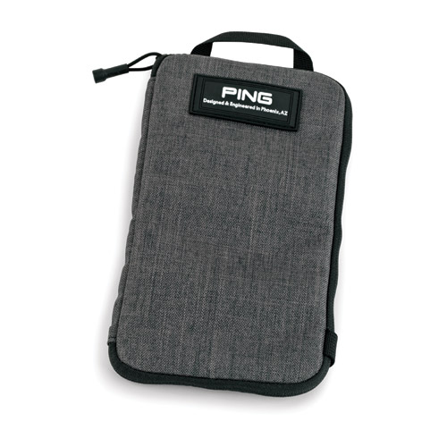 Front image of accessories pouch