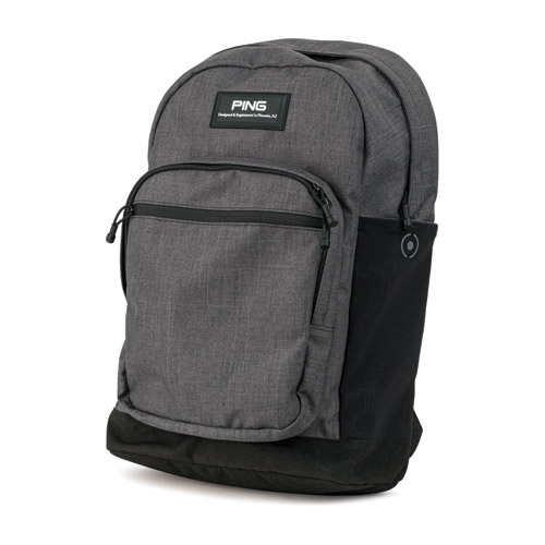 Front image of backpack