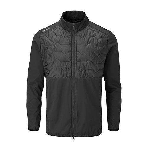 Image of Norse S2 Zoned Jacket, Black/Black