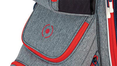 Image of Traverse range finder pocket.