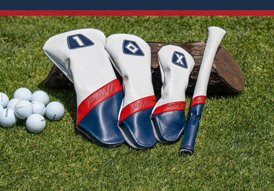 Image of PING US Open headcovers