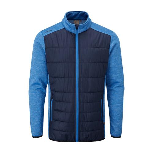 Image of Dover Jacket, Oxford Blue/Delph Blue