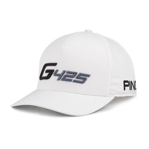 Image of G425 Snapback, White