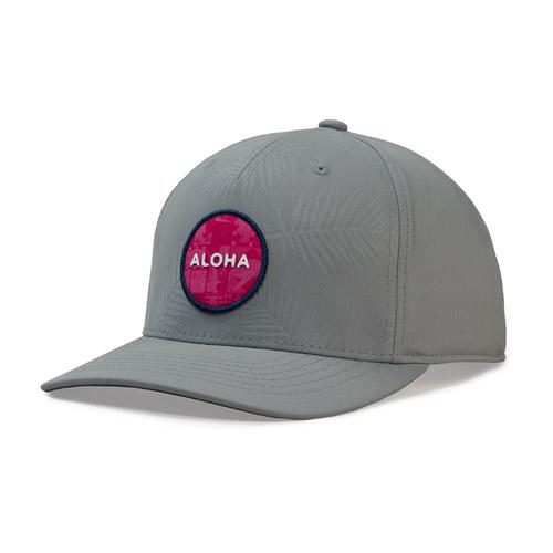 Image of Aloha Snapback, Grey