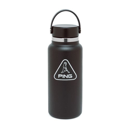 Image of Hydro Flask 32oz Wide Mouth, black