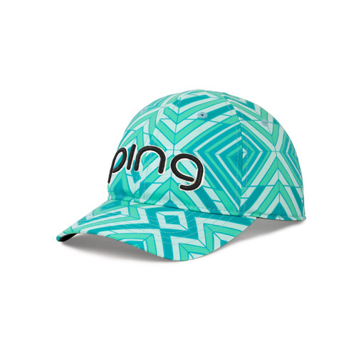 Image of Verde Ladies Tour Snapback, Blue Agave