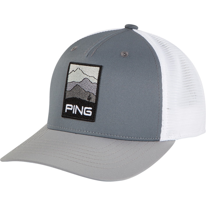 PING - Mountain Patch Cap 29cb719dba4f