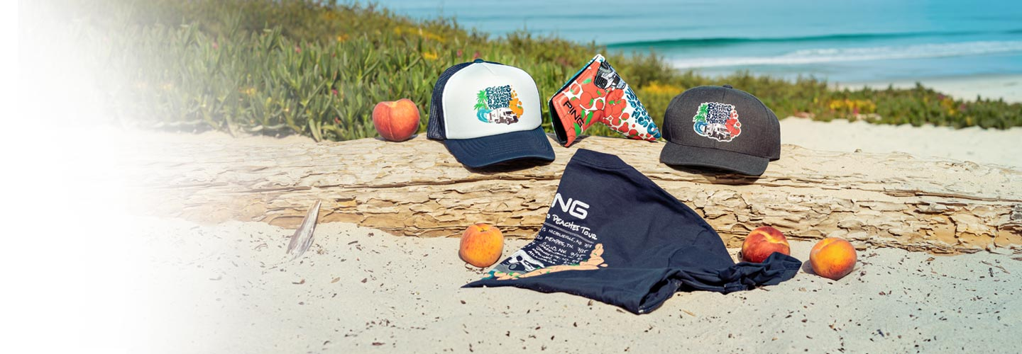 Image of Beaches to Peaches Collection