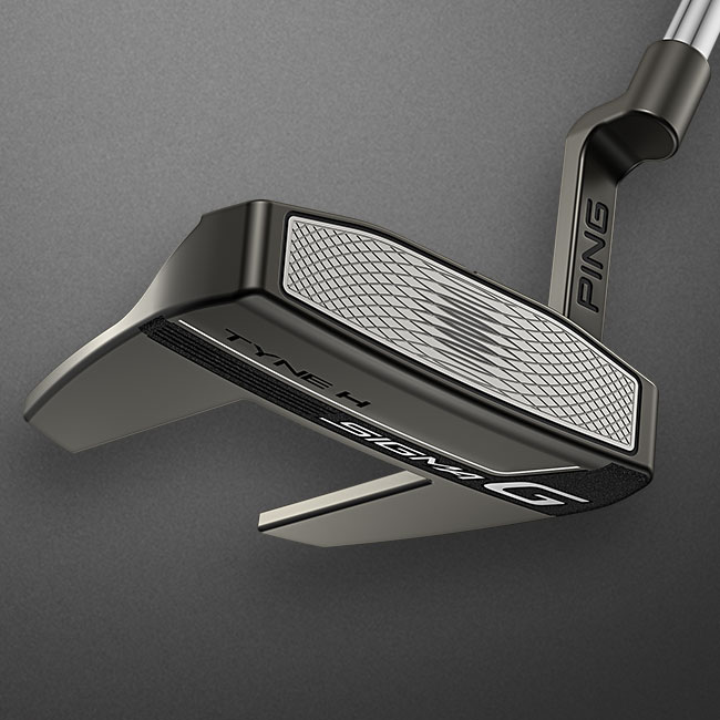 click to read about the new Sigma G putter models - the Tyne H and the Craz-E-R