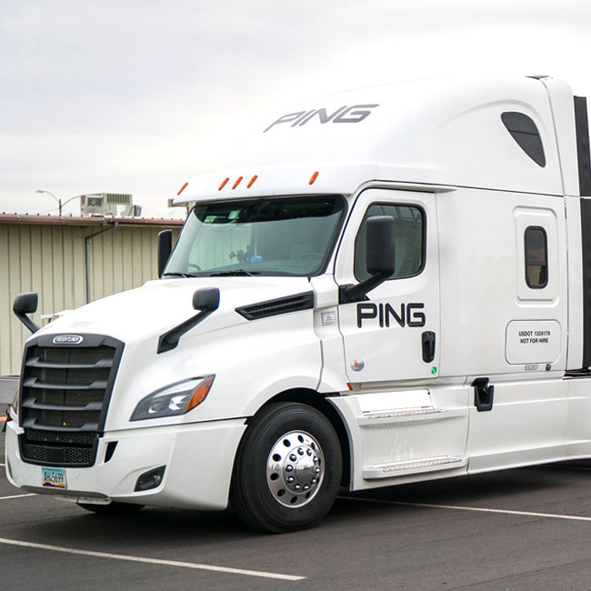 click to learn more about the PING Tour Trailer