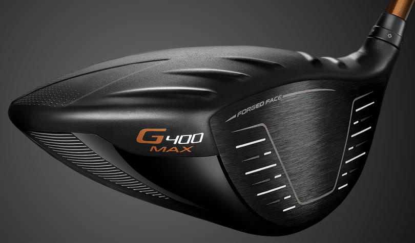 G400 Max driver face
