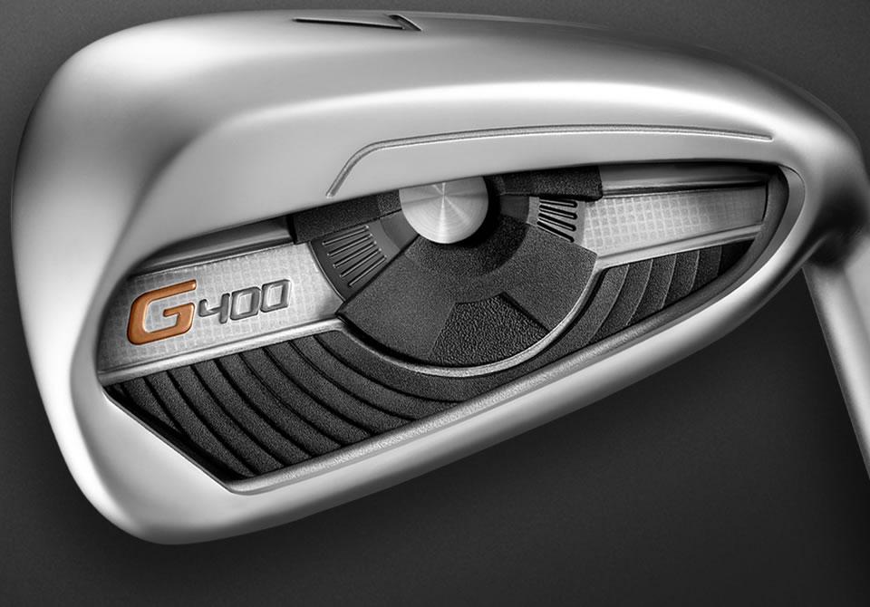 Closeup of G400 Iron Cavity