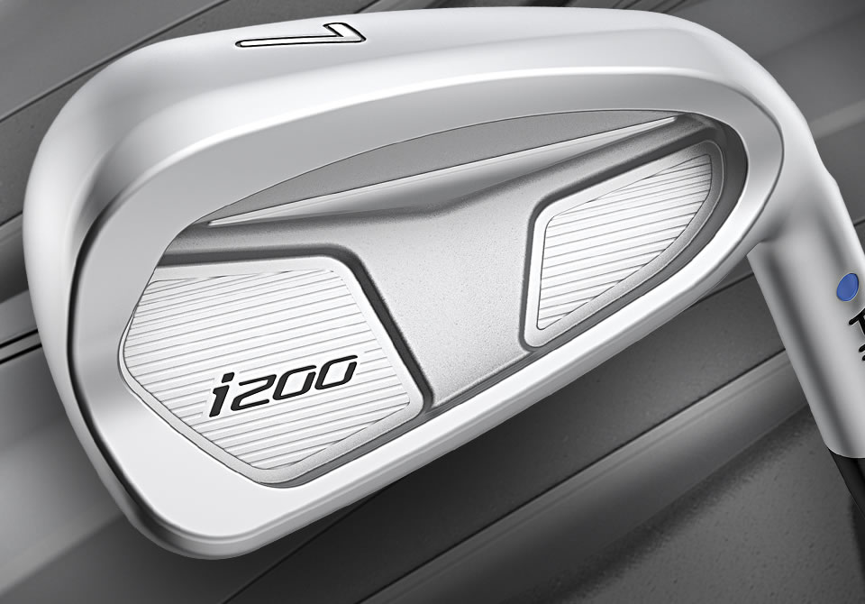 Closeup of i200 iron Cavity