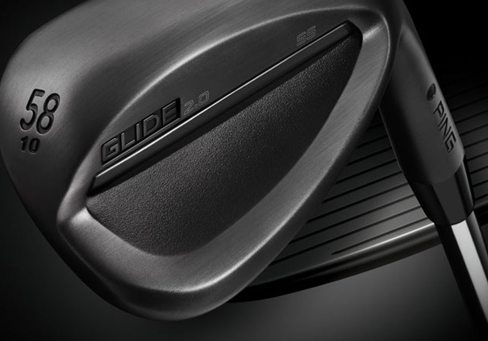 closeup of Glide 2.0 stealth wedge cavity