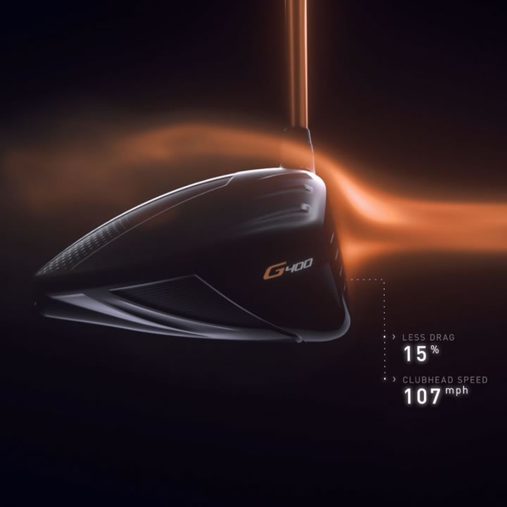 click to view G400 Driver TV spot