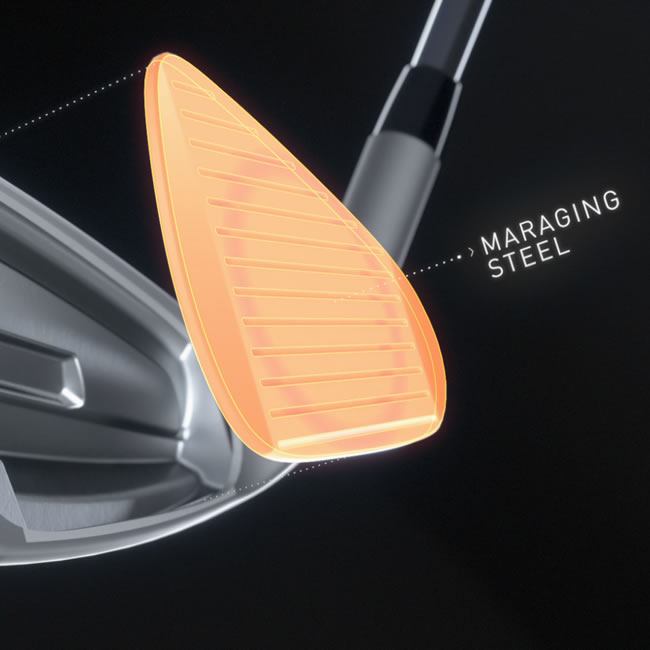 click to watch G700 iron introduction video